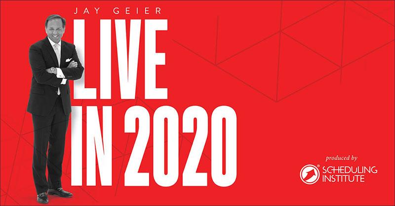 jay geier live in 2020