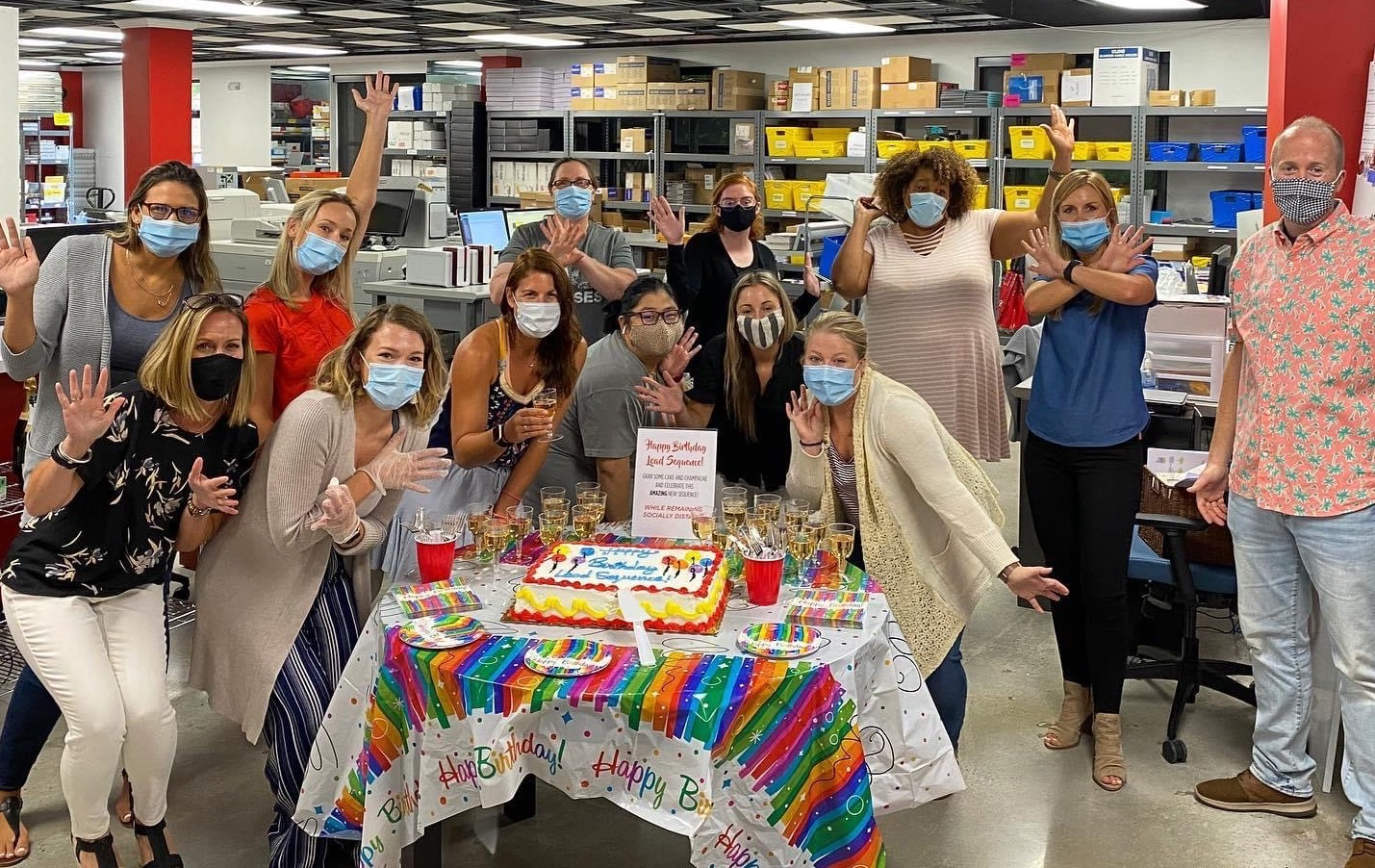 Office contests and functions can be great at increasing patient volume